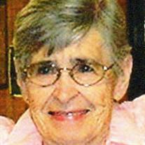 Mrs. Eleanor Margaret Poole