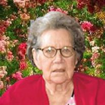 Margie Eubanks Morris