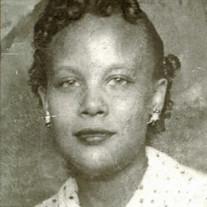Ms Mary Olivia Adams