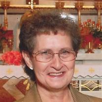 Alma Louise Baldock