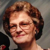 Mary Elizabeth Mahsman