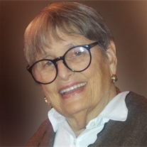Nancy Kendall Wolff