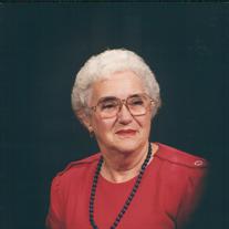 Madge  Genora Johnson