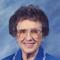 Bertha Marie Nelson