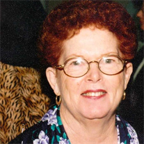 Mrs. Betty Lou  Cannon Pearce