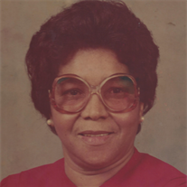 Mrs. Rosa Lee Chenier