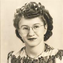 Joan  Marcella Jackson