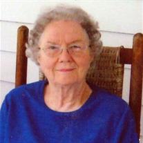 Martha Louise Lewis Hudgins