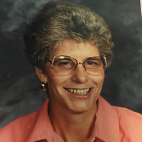 """Mrs. Kathryn """"Katie"""" Virginia Kudlock"""