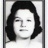 Mrs. Jeannette Edwards Ballard