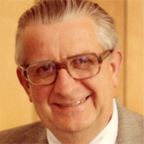 Rev. Bernard Leonard Friesen