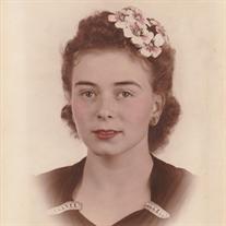 Mrs. Marie Hays Wright