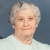 Hazel Stogdill Shively