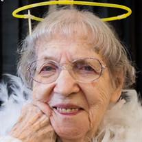 Mildred P.  Adams