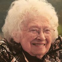 Merieta Lucille Gilbert