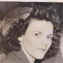Mrs. Anne (Petroules) Mercier