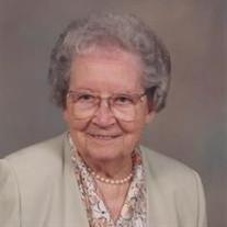 Dorothy Mae Eaton