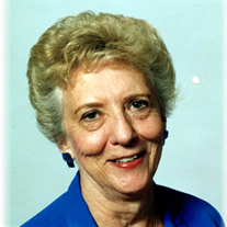 Mrs. Mary Glosson Eccleston