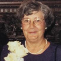 Mrs. Cecilia Comeaux Lemelle