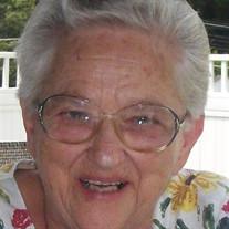 "Mrs. Betty Eloise ""Sissy"" SwansonGocke"
