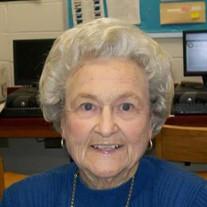 Mrs. Annie Causey Booth