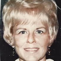 Mrs. Tessie Mai McAnally