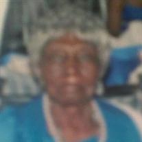 Mrs. Guscelia Guillory