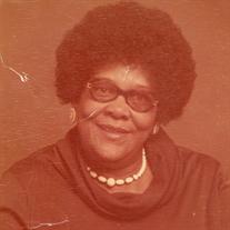 Mrs. Effie Mae  Harvey