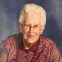 Anna Joy Montgomery (Gann)