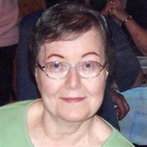 Mrs. Phyllis Marie Jordan
