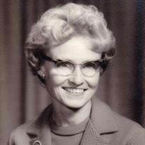 Shirley Julia Stickney Livingston