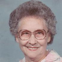 Lula Louise  Speelman