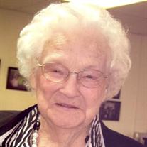 "Ms. Edna Mae ""Aunt Mae"" Phillips"