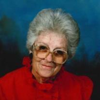 Mrs. Mary Phillips Briggs