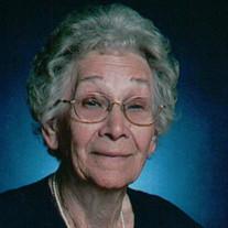 Mrs. Dessie W. Ledford
