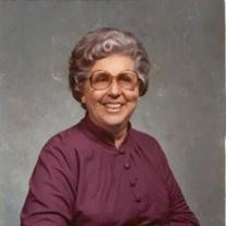 Velma Copeland Venable