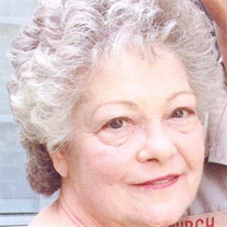Mrs. Mary Ann Tanner Fanning