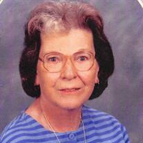 Mrs. Genelle Wichman