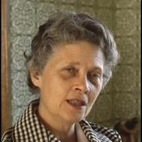 Frances Green Turner