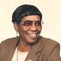 Ms. Gladys Hall