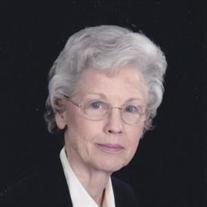 Sue Crowell Rector