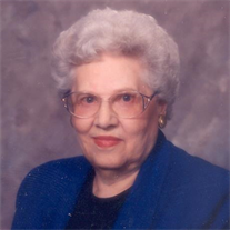Mary Evelyn Green