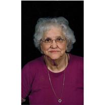 Betty Jo Burrell