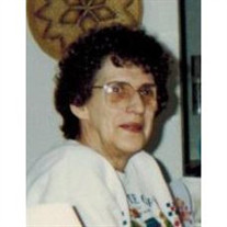 Anita Jeanette Parsons