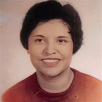 Mrs. Ramona M. Ybarra