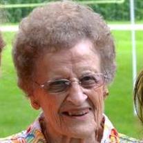 Hazel L. Dodd