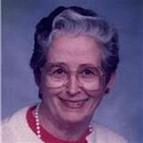 Rebecca McLeod Boone