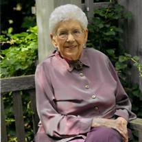 Ida Bugg Overton