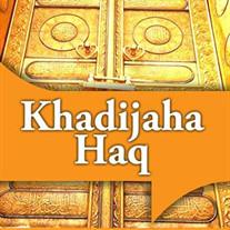Khadija  Haq