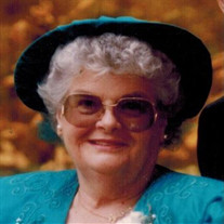 Mrs. Norma Gladys Hammond